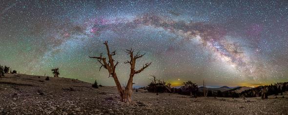 Eastern Sierra Milky Way Photography Workshop